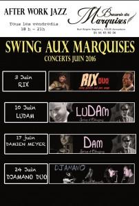 Programme Marquises Juin